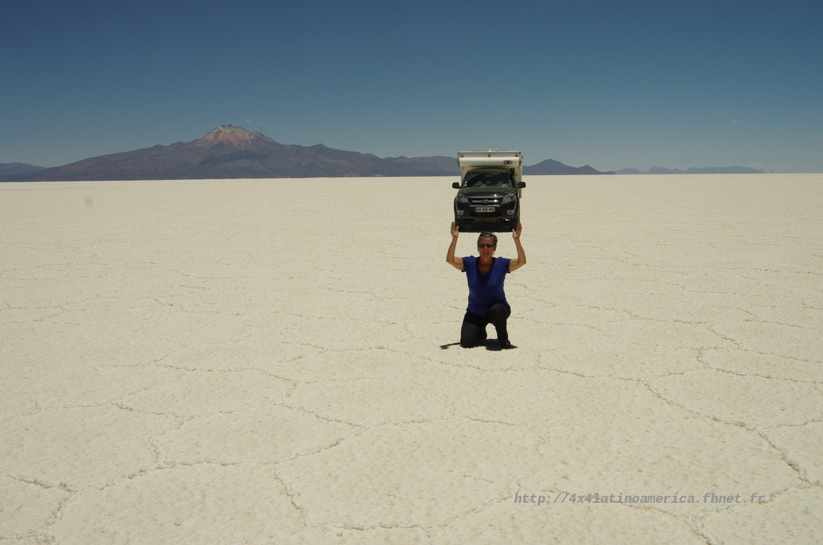 Le sud Bolivien