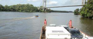 En route pour l'Amazonie
