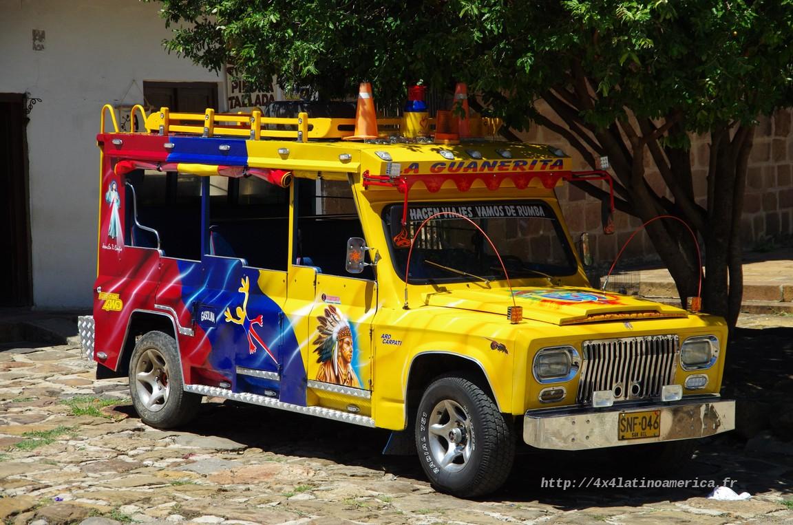 Est Colombien